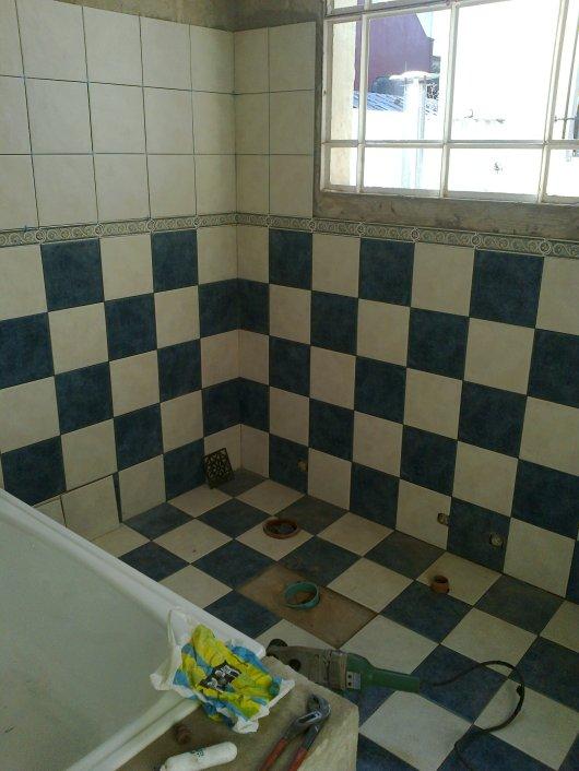 Baño Damero. g 06
