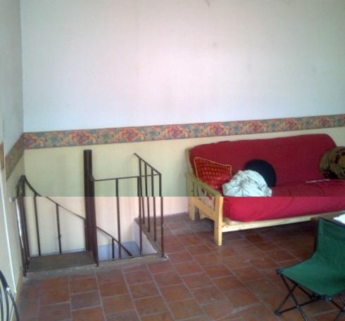 Habitación a remodelar.