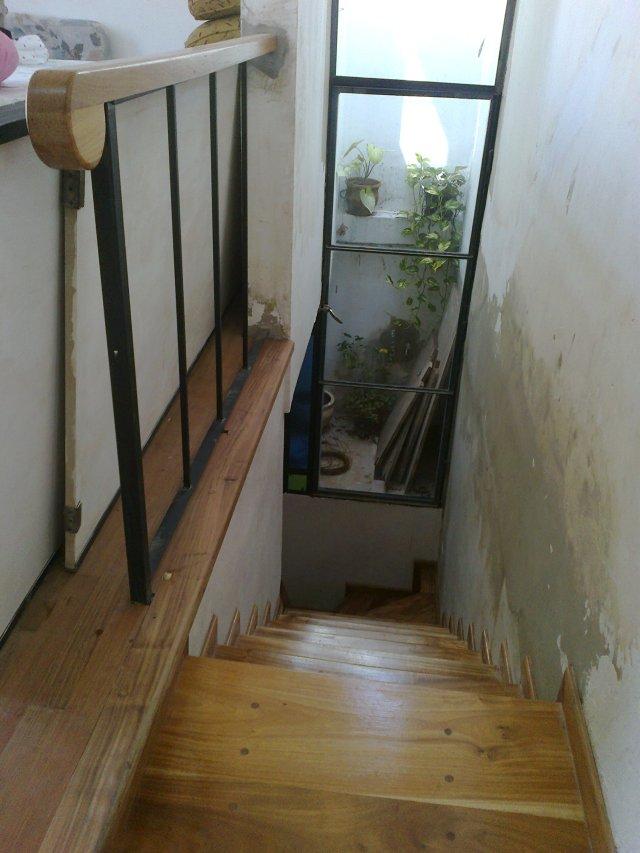 Primer tramo Escalera