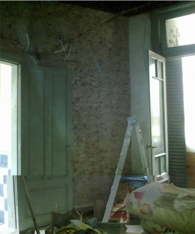 Habitación 3,futuro dormitorio hacia Galería.