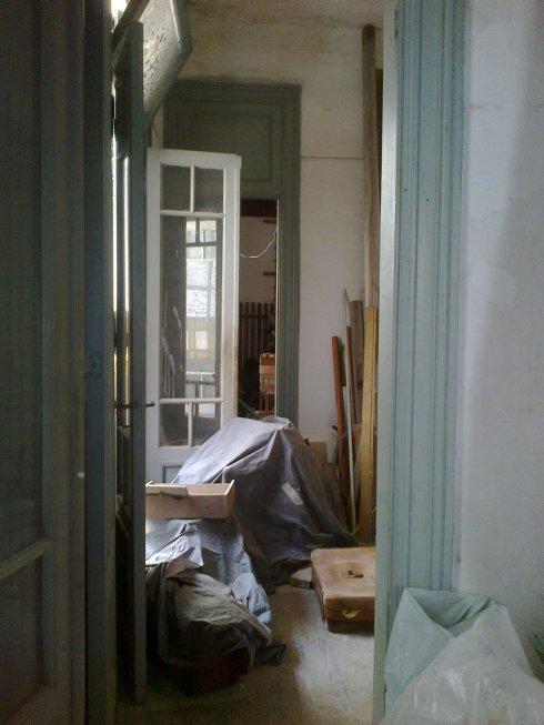 Puerta de Habitación 3 a Hab 2.