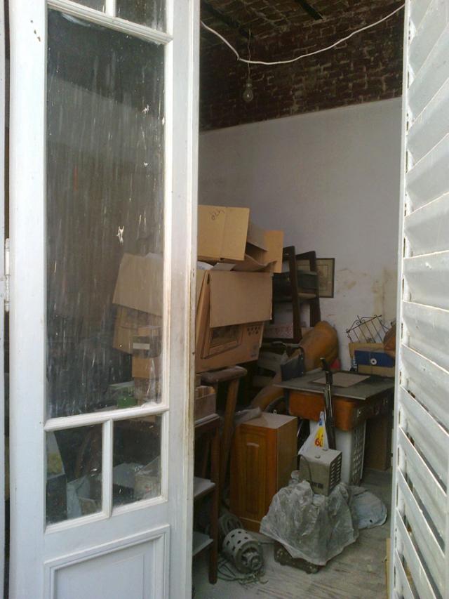 Primera habitación,donde se ubicaran el Estar y el Escritorio.