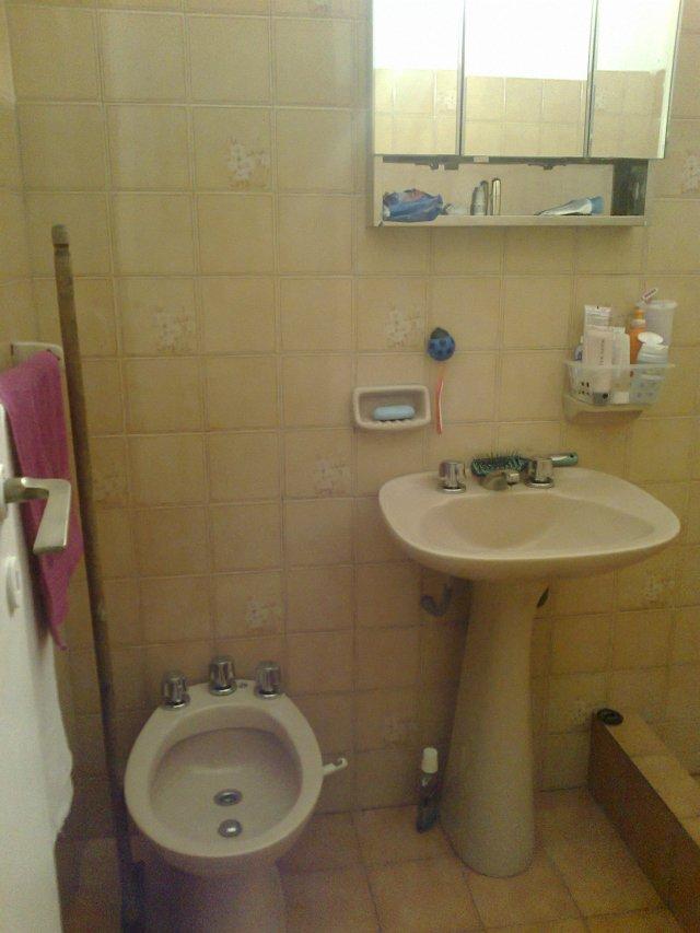Baño existente