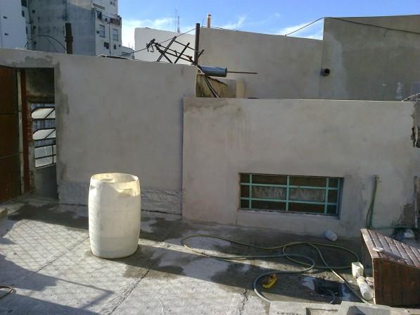 03 - Desde terraza hacia Techo Entrepiso-Ventana recuperada.